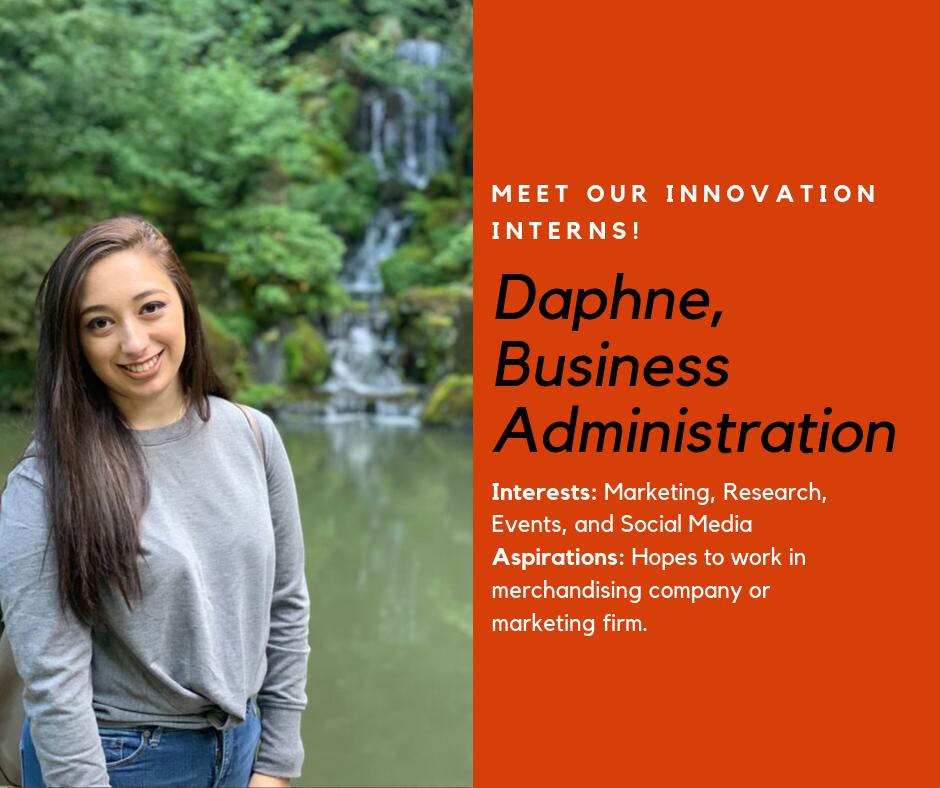WordPress Intern Profile: Daphne