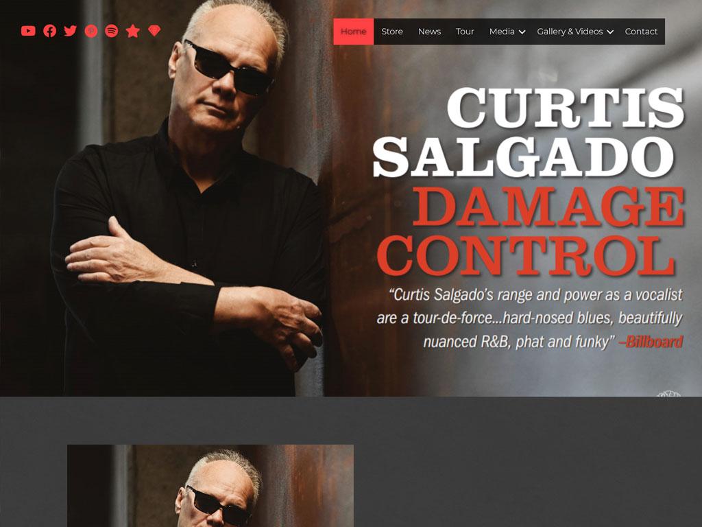 Curtis Salgado Website Thumbnail