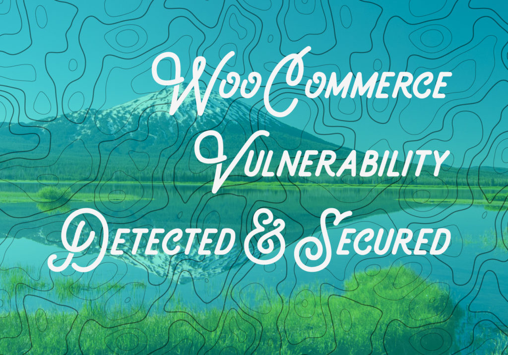 WooCommerce for WordPress Security Update